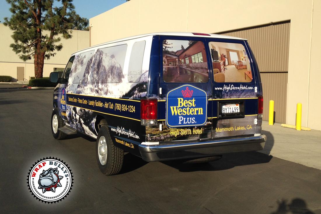 Van Wrap | Box Truck Wraps | Trailer Graphics | Fleet Branding