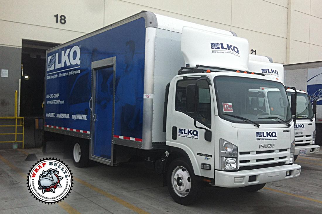 Fleet Wraps   Box Truck Graphics   Box Truck Branding
