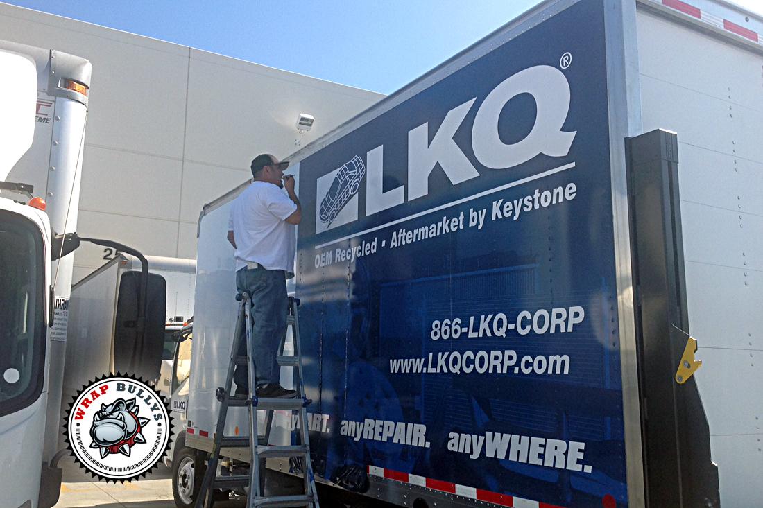 Fleet Wraps | Box Truck Graphics | Box Truck Branding