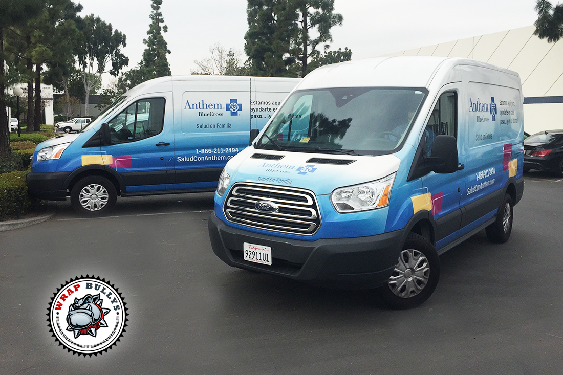 Custom Vehicle Wraps, We Design, Print, Install Wrap. Call today for pricing.