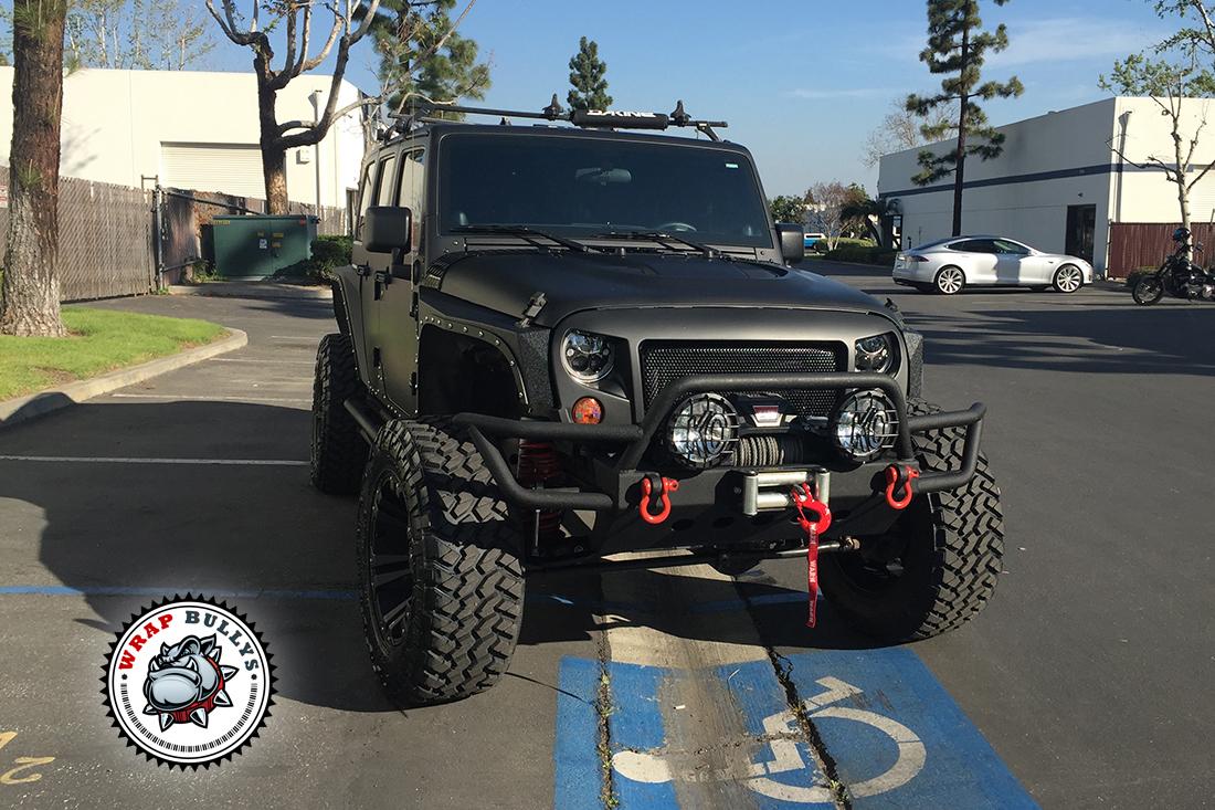 Los Angeles, Orange County Vehicle Wrap