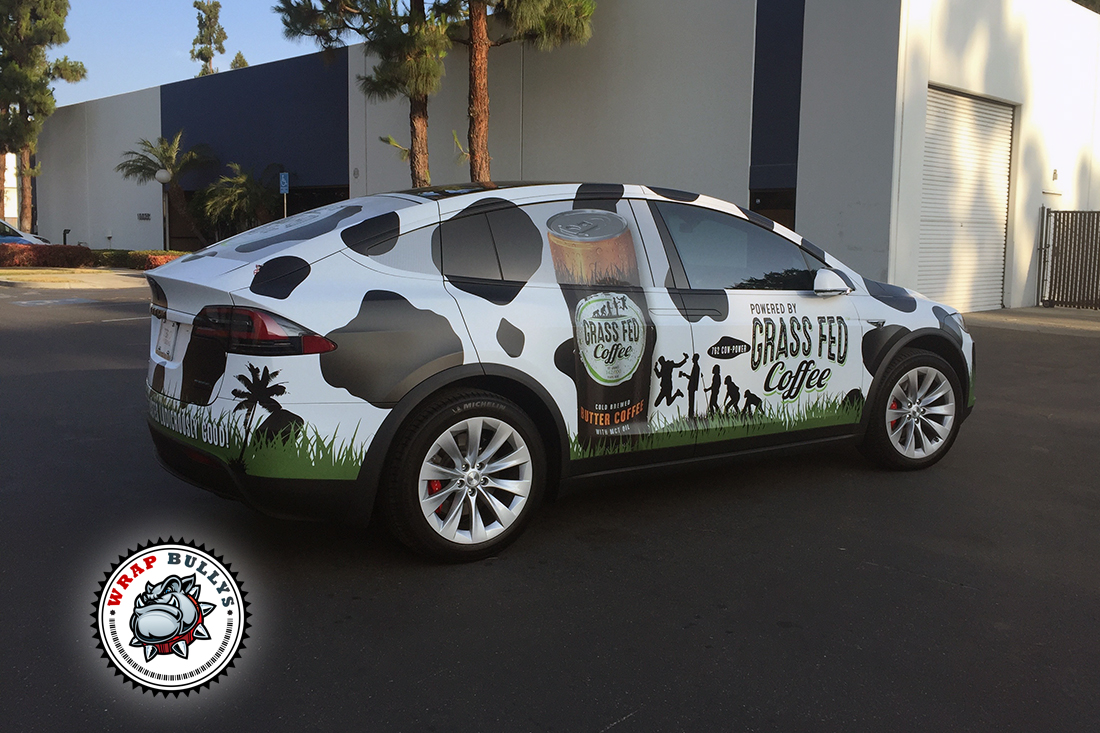 Custom Vehicle Wraps. Call today for pricing.