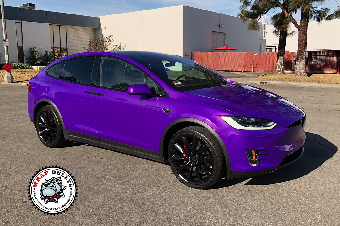Wrap Bullys Professional Vehicle Wrap Installers Los Angeles